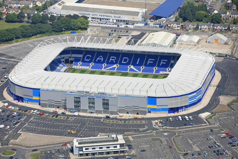 Image result for cardiff city stadium 2018